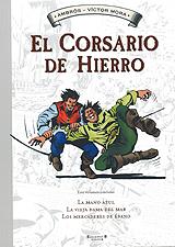 Book Cover: El Corsario de Hierro