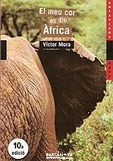 Book Cover: El meu cor es diu Àfrica