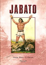 Book Cover: Álbum de El Jabato n°2