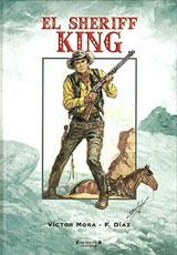 Couverture d'ouvrage : Álbum El Sheriff King n°2
