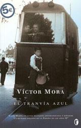 Book Cover: El tranvía azul